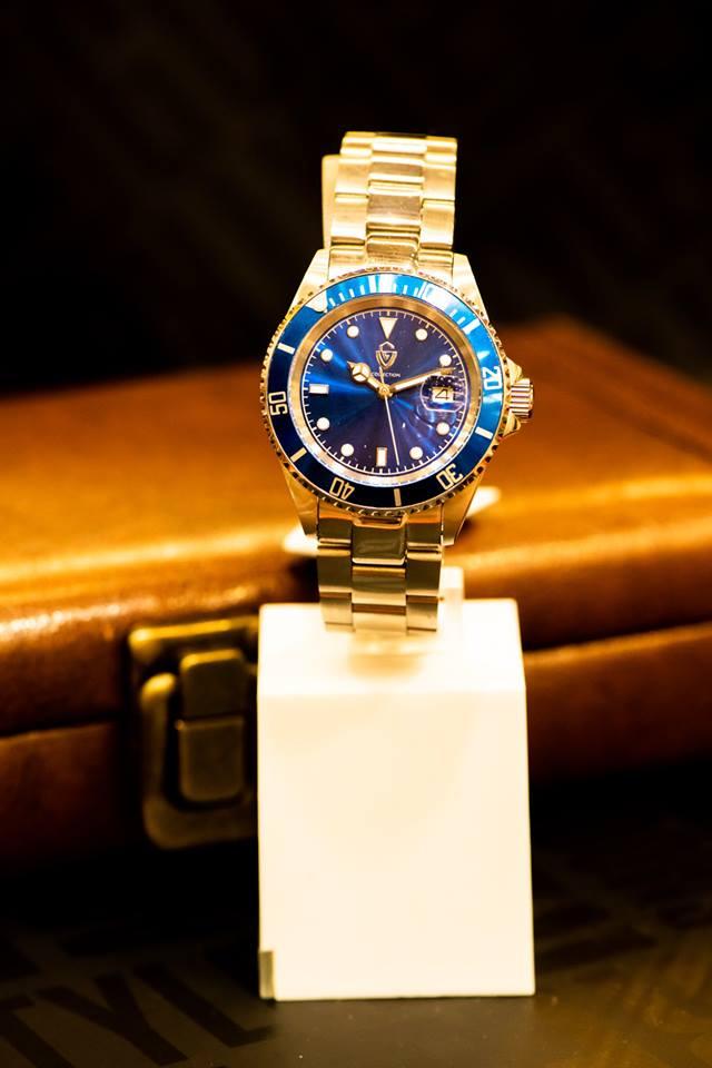 שעון יד לגבר מחנות ג'נטלמן