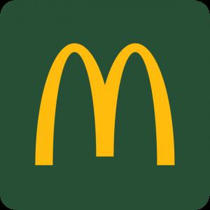 לוגו מקדונלדס