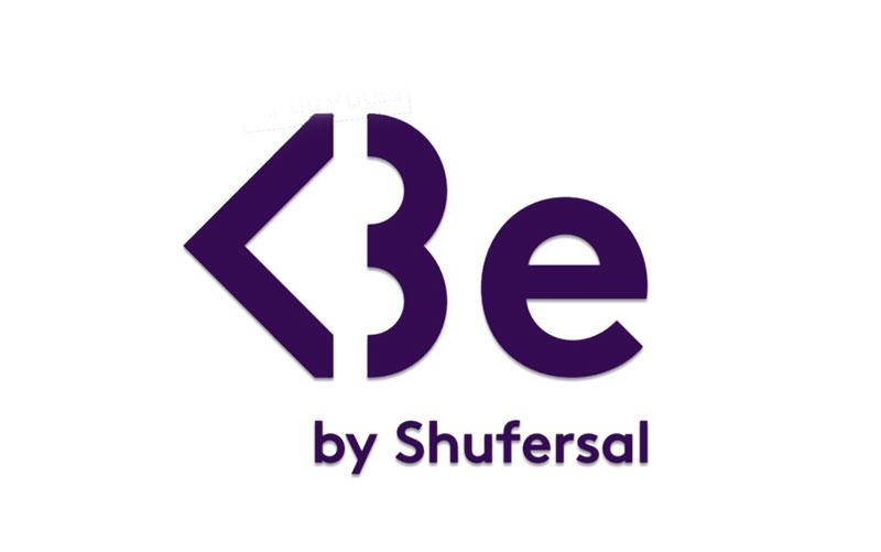 לוגו Be