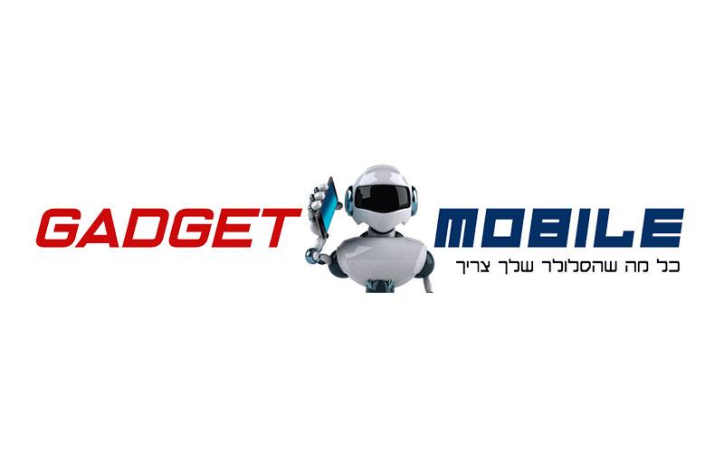 לוגו gadget eilat